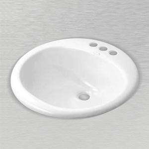 Nevis 596 Round Lavatory Sink
