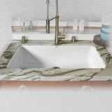 """Delray 754-UM Single Bowl Undermount Kitchen Sink   33"""" x 19.5"""" x 9"""""""