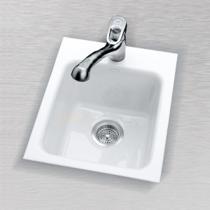 "La Quinta 728 Vegetable/Bar Sink 16"" x 20"""