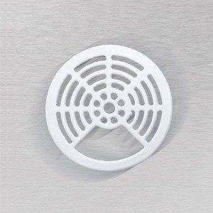 1034 Floor Sink 3/4 Round Top Grate