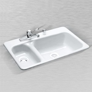 "Laguna 777-4 Kitchen Sink 33"" x 22"""
