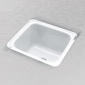 "Hoodoo 604 Rectangular Laundry Tray 20"" X 16"" *"