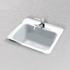 "Durango 850 Rectangular Laundry Tray 20"" X 21"""
