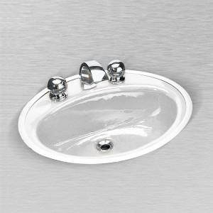 Kauai 578 Oval Lavatory Sink