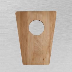 Wood Cutting Board - Northshore