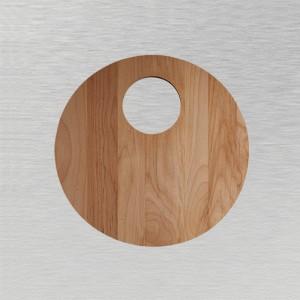 Wood Cutting Board - Phoenix